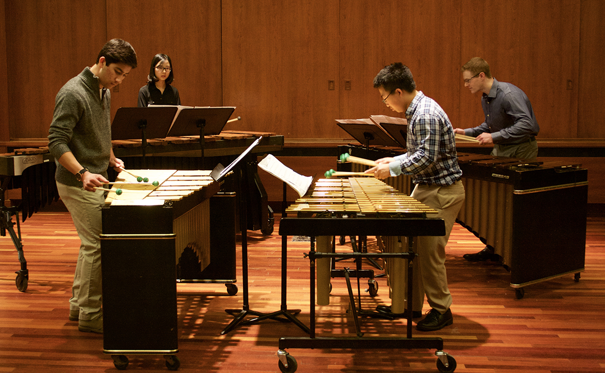 Cornell Percussion Ensemble