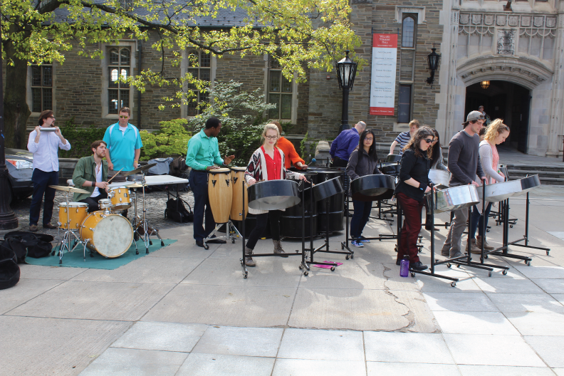 Cornell Steel Band