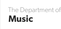 Department of Music