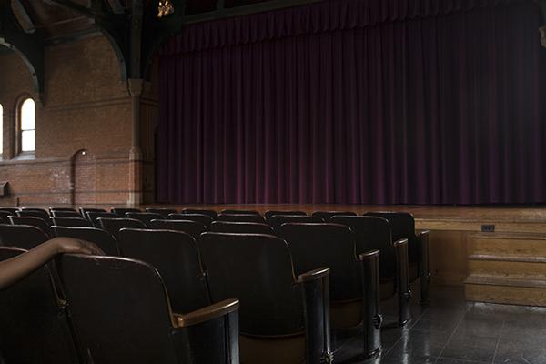 Barnes auditorium
