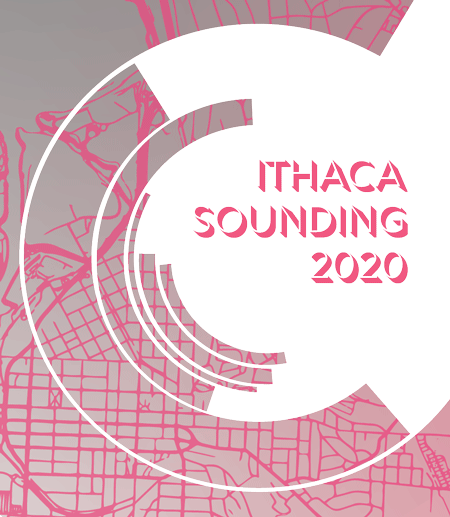 Ithaca Sounding logo