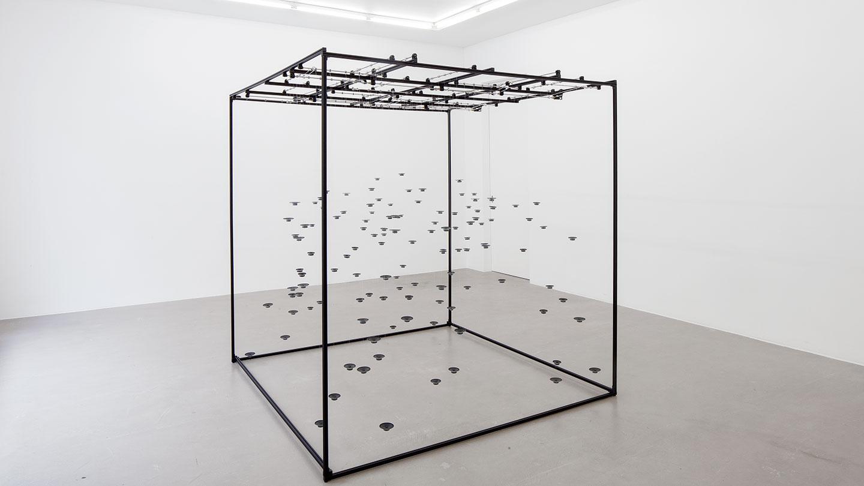 Marianthi Papalexandri-Alexandri's installation