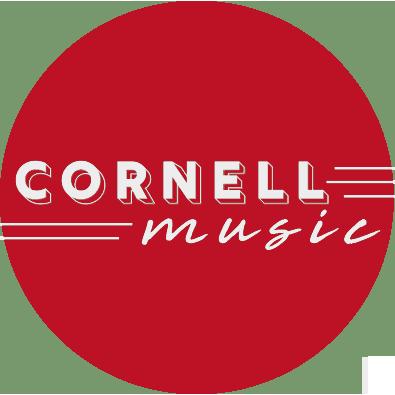 Cornell Music logo