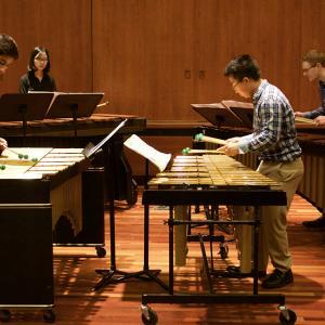 Cornell Percussion Ensemble