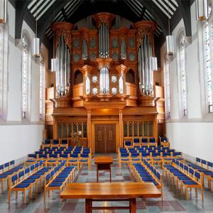 German baroque organ (2011)