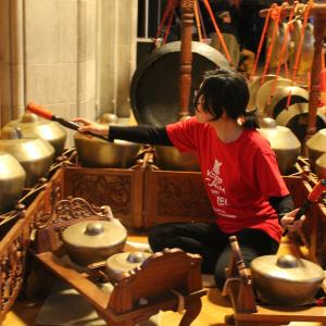 Cornell Gamelan Ensemble