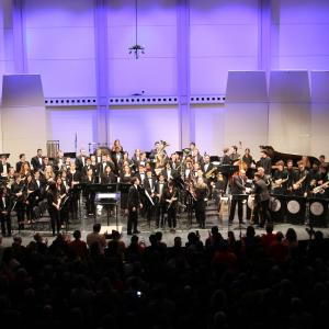Wind Symphony and Jazz Band