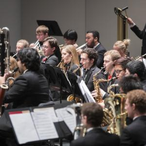 Cornell Wind Symphony Members