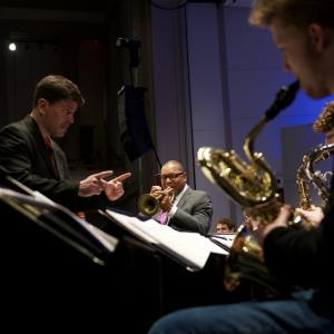 Paul Merrill and the Jazz Band with Wynton Marsalis