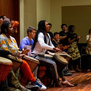 Pan-African Drum and Dance Ensemble